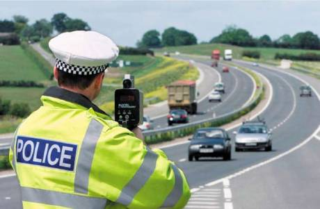 Appeal Against Speeding Fine