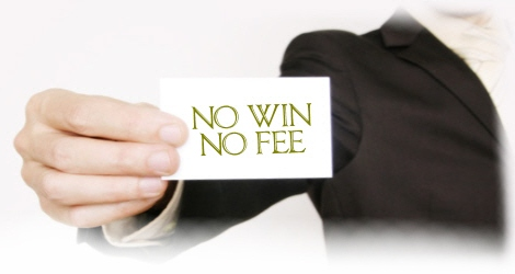 No Win No Fee Personal Injury
